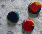 Recycled Marble Crayons
