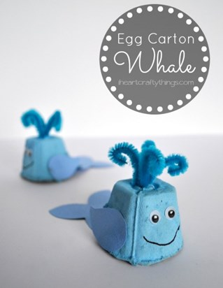Jonah Whale Craft from iheartcraftythings.com