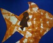 Jonah Tissue Paper Craft