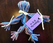 Do Not Worry Doll Craft