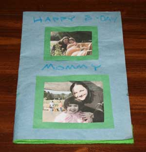 Homemade birthday card all kids network bookmarktalkfo Image collections