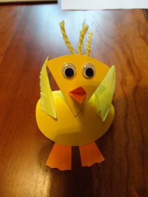 Duck For a Day Sitting Duck Craft