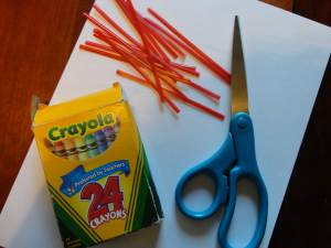 curious george craft materials