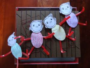 curious george craft