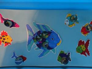 the rainbow fish book game
