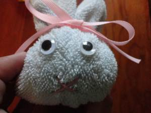 kids rabbit craft