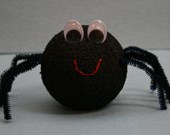 Styrofoam Spider Craft