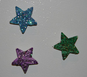 christmas star gift craft