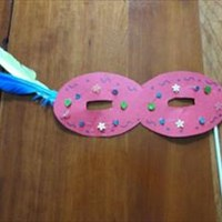 Make Believe Mask