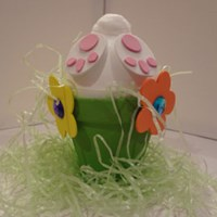 Stuck Easter Bunny Craft