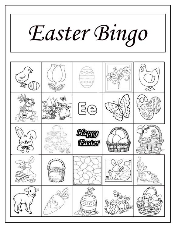 Old Fashioned Printable Easter Egg Worksheet Free