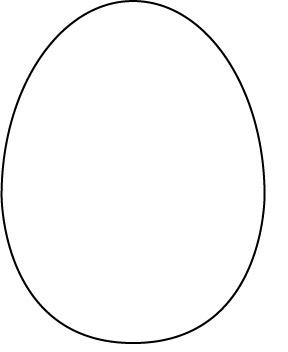 Easter Egg Wreath Craft All Kids Network