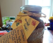 Delicious Fall Harvest Soup Gift Mix