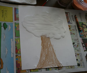 toddler tree craft