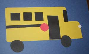 shape bus craft