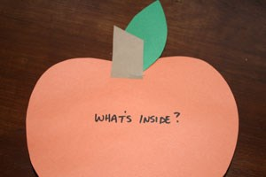 What's Inside a Pumpkin Craft
