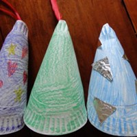 Princess, Wizard and Adventurer's Hats Craft