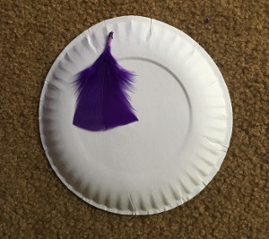 paper plate pirate step 2