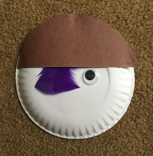 paper plate pirate step 3