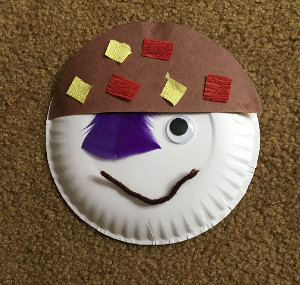 paper plate pirate step 5