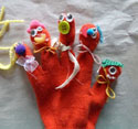 monster puppets craft