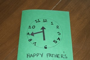 Make a Father's Day Card