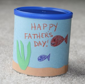 Father's Day Coupon Box