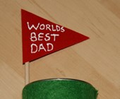 Father's Day Golf Pen Holder Craft