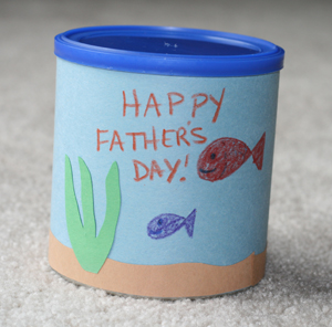 fathers day coupon box