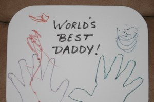 Father's Day Mouse Pad Crafts