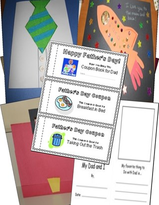 Father S Day Crafts All Kids Network