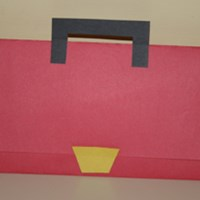 Father's Day Toolbox Card Craft