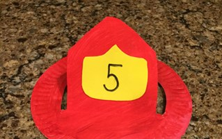 Firefighter Hat Craft