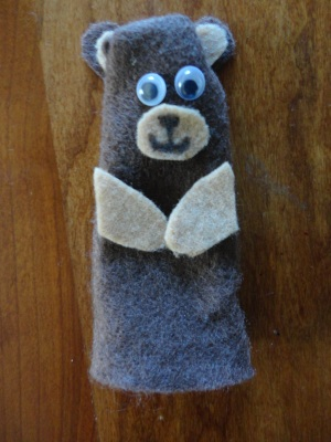 smokey the bear craft