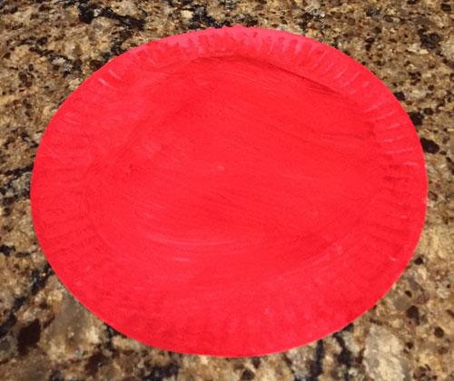 Paper Plate Fireman Hat - Best Plate 2018
