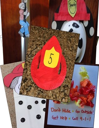 Fire Safety Crafts