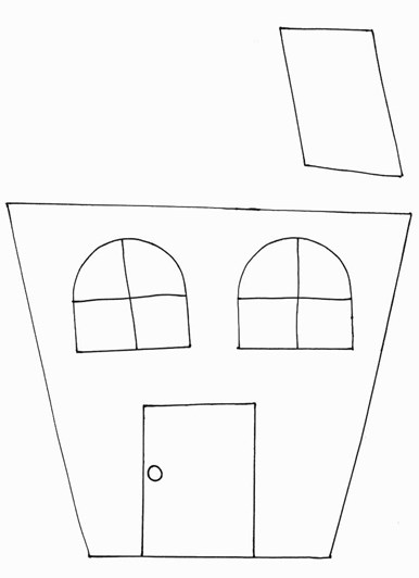 Haunted House Template