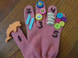 counting glove