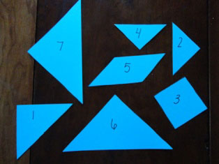 tangram pieces