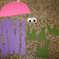 Octopus Counting Craft