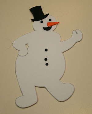 johnny snowman craft