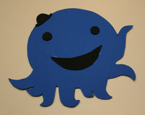 oswald craft for kids
