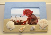 Beach Frame Craft