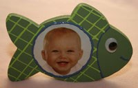 Fish Picture Frame Craft