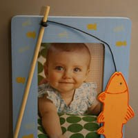 Fishing Frame Craft