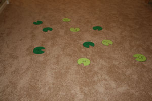 lily pad game