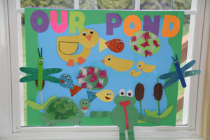 Pond Crafts All Kids Network