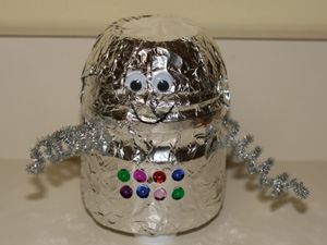 recycle robot craft