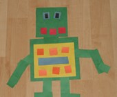 Paper Robot Craft