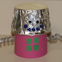 Can Cooler Robot Craft